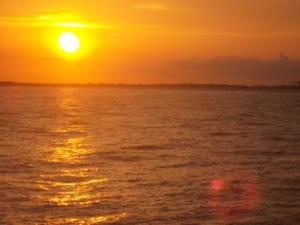 Sunset, Gulf of Mexico, Destin