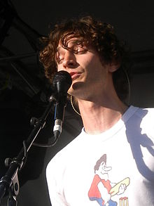 The singer, Gotye