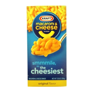 Original Kraft Macaroni and Cheese