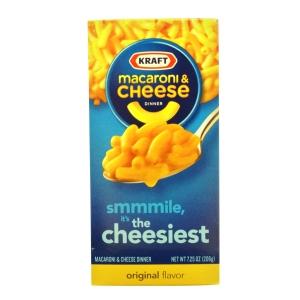 Original Kraft Macaroni and Cheese