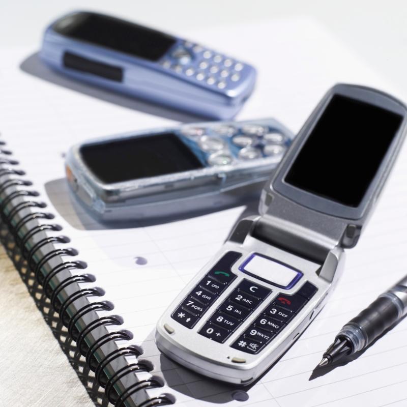 Cell phones, smart phones