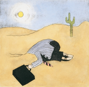 heat, desert