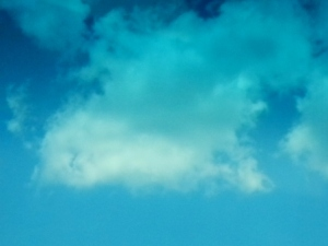 Cloud, Photography