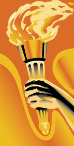 Olympics, Olympic Torch