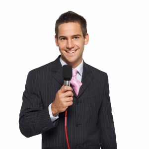 TV Announcer