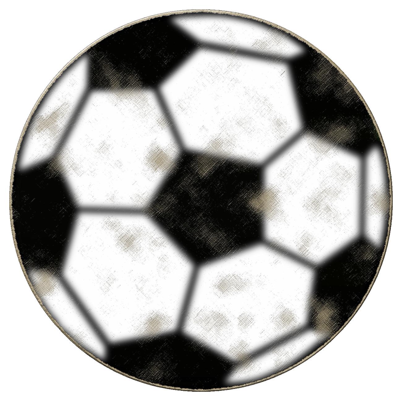 Soccer Ball Concrete Poem 86