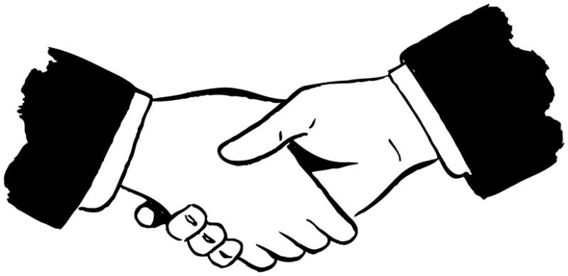 handshake, introduction, greeting
