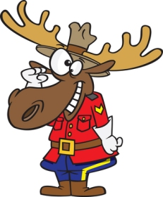moose, royal canadian mounted police