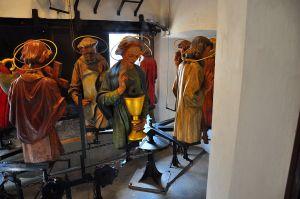 Prague Clock Apostles