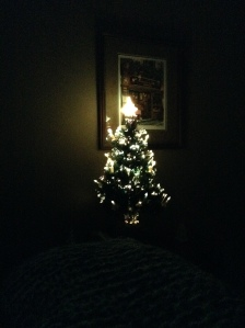 small tree 1, fiber optic