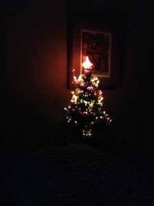 small tree 2, fiber optic