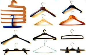 "Many  Hangers Photogrpah by:  ""Grucce"" by A7N8X - Own work. Licensed under CC BY-SA 3.0 via Wikimedia Commons - http://commons.wikimedia.org/wiki/File:Grucce.jpg#mediaviewer/File:Grucce.jpg"