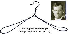 Coat Hanger, Patent. Invention