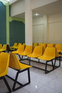 Empty Waiting Room