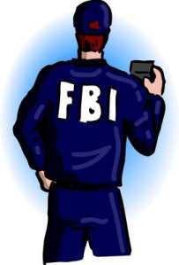 FBI person wearing jacket