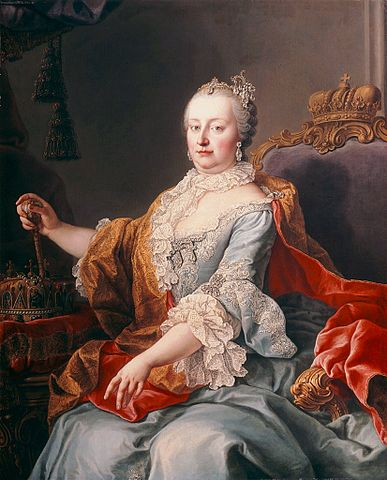 Maria Theresa of Austria, Hapsburg